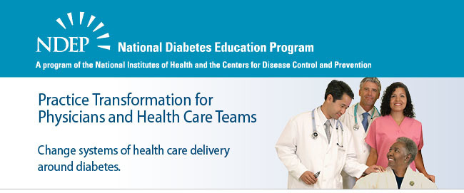 use ndep�s practice transformation online resource for