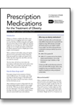 Prescription Medications for the Treatment of Obesity