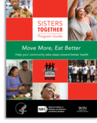 Sisters Together Program Guide Right Aligned