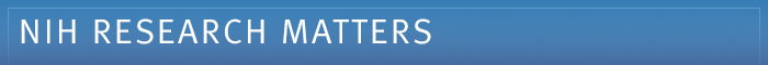 NIH Research Matters banner