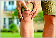 Knee pain