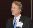 Jeffery Swanson at NAMI North Carolina Conference