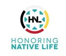 Honoring Native Life Logo