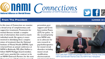 Michigan Newsletter