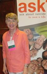 Mary Ellen Nudd MHA Texas