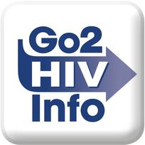 Go2HIV Info Logo