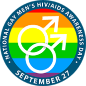 National Gay Men's HIV/AIDS Awareness Day, September 27, 2017
