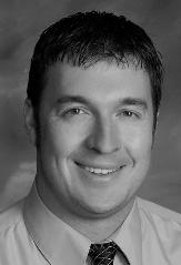 Darren Wiens of Kearney's Ortho Medics