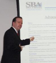 John Hart - Regional Advocate
