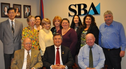 Photo: SBA San Diego District Staff