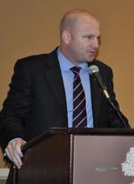 Photo of Patrick Kelley, SBA Senior Advisor at the Office of Capital Access