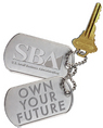 SBA Dogtags