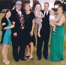 John Zaruka and Family Photo