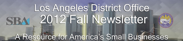 Los Angeles Newsletter Graphic