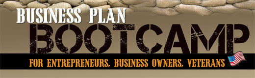 Business Plan Bootcamp banner
