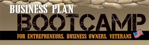 Business Plan Bootcamp banner