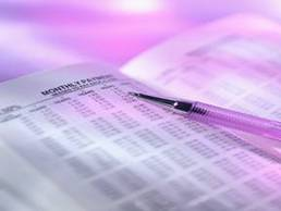 Image of a Financial Statement