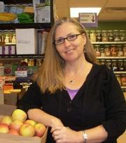Lori Edgmand owner Nature's Supply