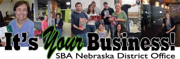 It's Your Business Nebraska District newsletter