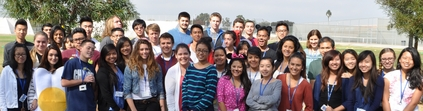 Photo: Students of Kearny High School of International Business