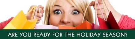 Holiday Marketing Promo
