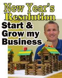 New Year's Resolution to Start or Grow a Business