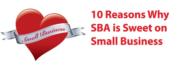 SBA hearts small biz