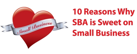 We heart small biz