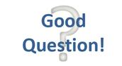 Good Question Image