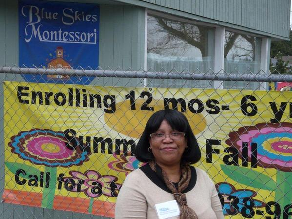 Blue Skies Montessori School
