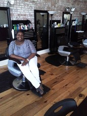 Carla Reid, Owner of Elevated Man