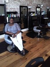 Carla Reid, Owner of Elevated Man