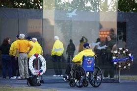 Wheelchair Personalities Memorial