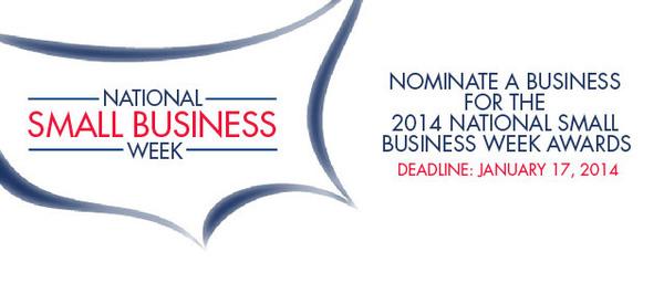 SBW Award Banner