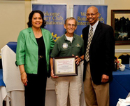 SCORE Counselor honored