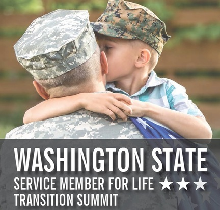 Washington State Service Member for Life Transition Summit