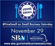 Dine Small on November 29