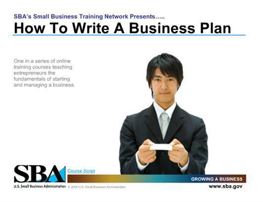 How To Write A Business Description For A Business Plan