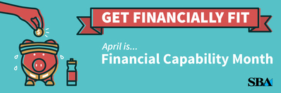 April is Financial Capability Month