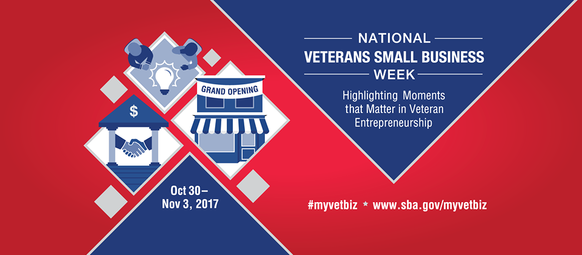 Celebrating National Veterans Small Business Week