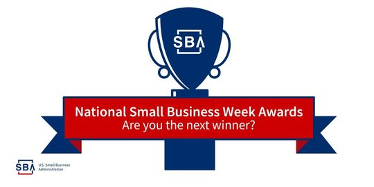 Small Business Week awards