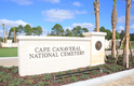 Cape Canaveral National Cemetery opens on the space coast