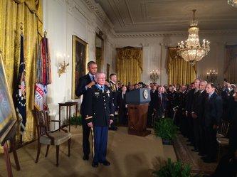 Charles Kettles Medal of Honor