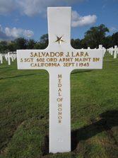 NCA Headstone