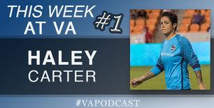 Haley Carter - This Week at VA