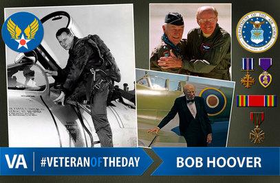 Bob Hoover - Veteran of the Day