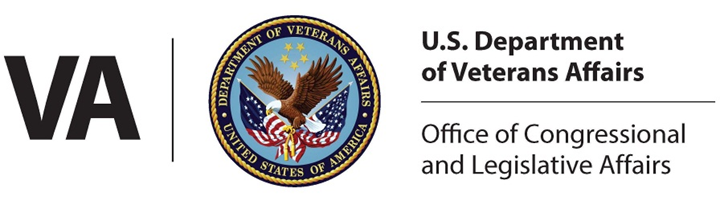 VA Office of Congressional and Legislative Affairs Email Header