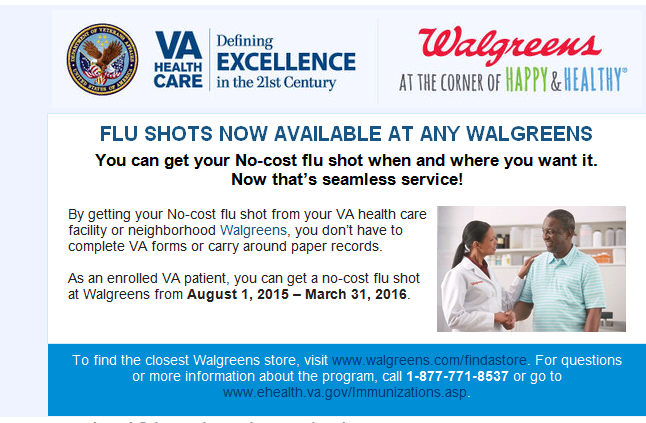 VLER - Retail Immunization Program