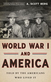 WW1 and America Cover