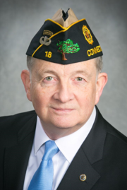 Commissioner John Monahan
